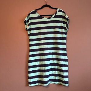Lilly Pulitzer Women's XL striped swim cover-up